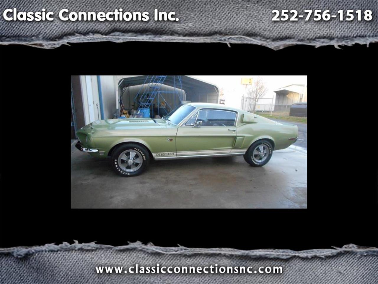 Large Picture of 1968 Shelby GT500 - $189,999.00 Offered by Classic Connections - CQ58