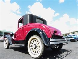 Picture of Classic 1929 Ford Model A located in Florida Offered by Sobe Classics - CR6W
