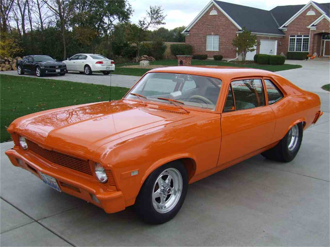 Large Picture of '70 Nova - CRDN