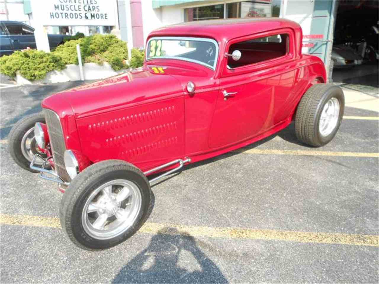 Large Picture of '32 3-Window Coupe - CREX