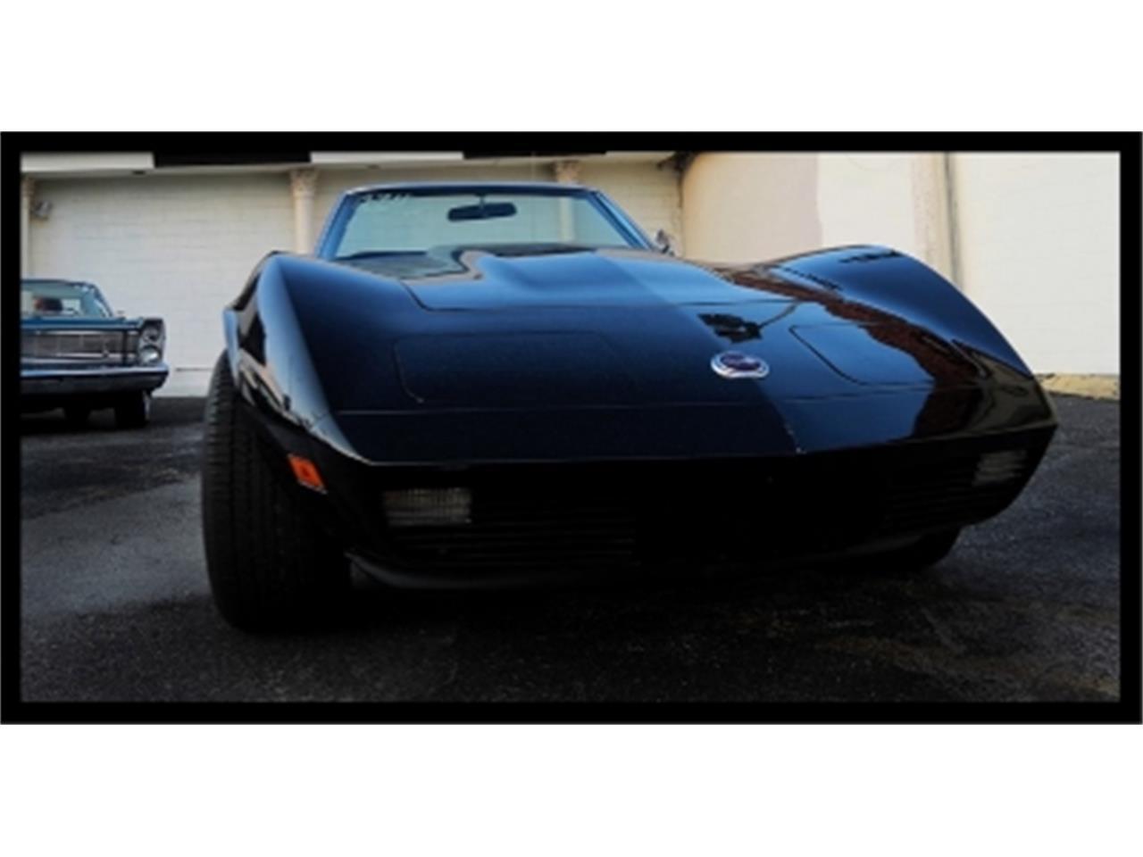 Large Picture of '74 Chevrolet Corvette located in Miami Florida - $32,500.00 Offered by Sobe Classics - CRI8