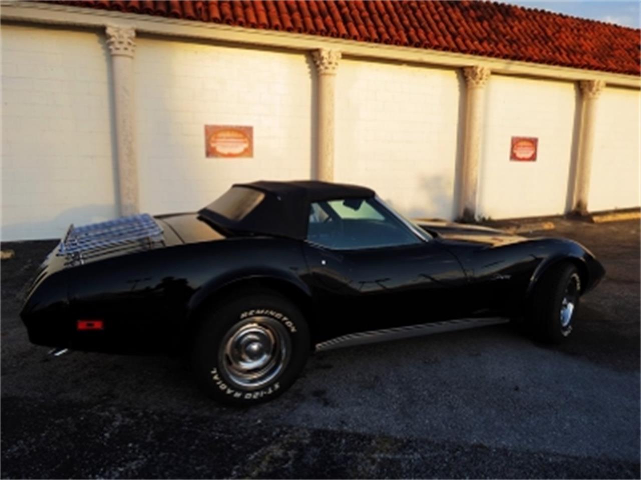 Large Picture of 1974 Corvette located in Miami Florida - $32,500.00 Offered by Sobe Classics - CRI8
