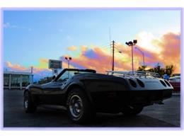 Picture of 1974 Corvette - $32,500.00 Offered by Sobe Classics - CRI8