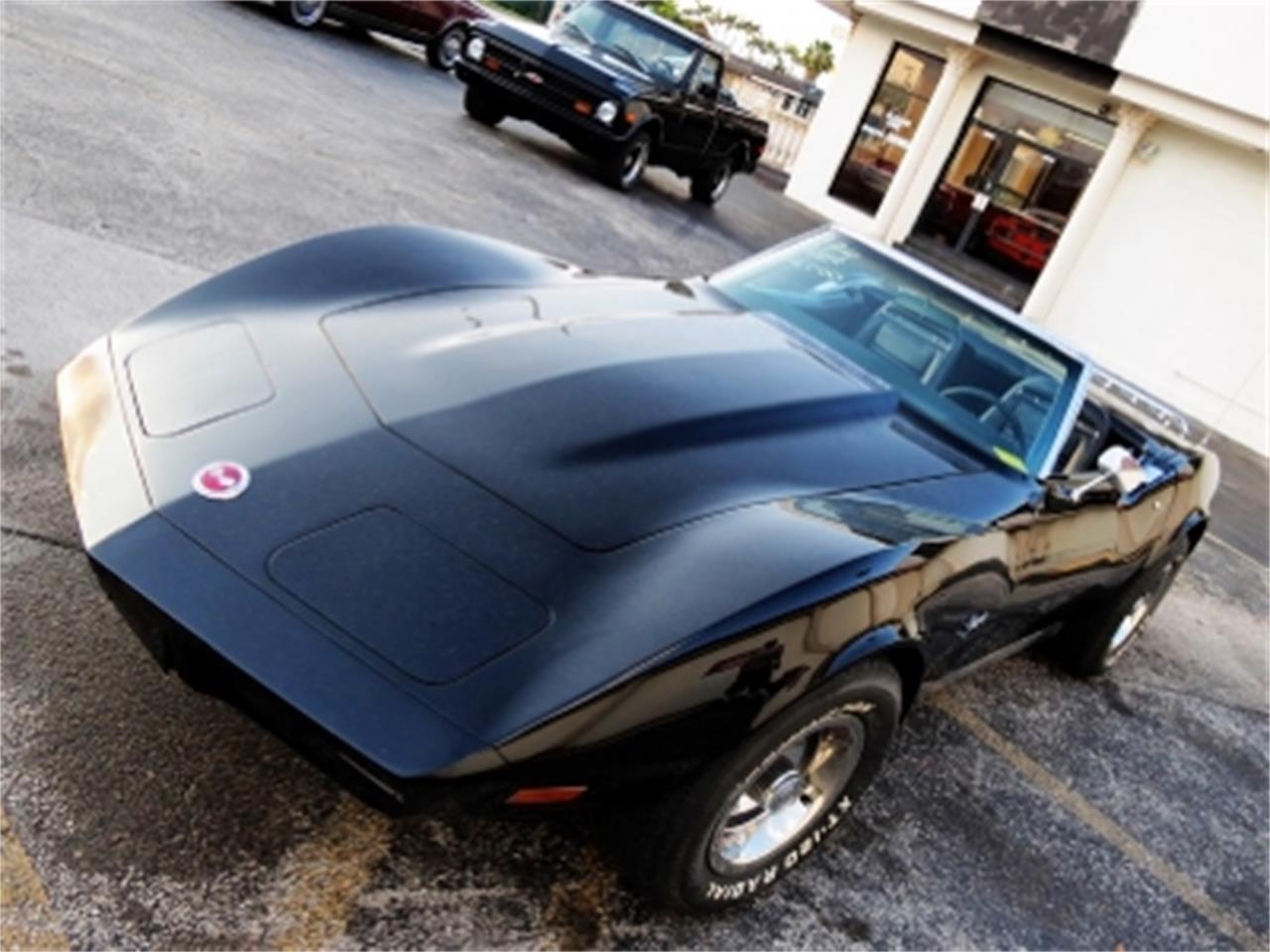 Large Picture of 1974 Chevrolet Corvette located in Miami Florida - $32,500.00 Offered by Sobe Classics - CRI8
