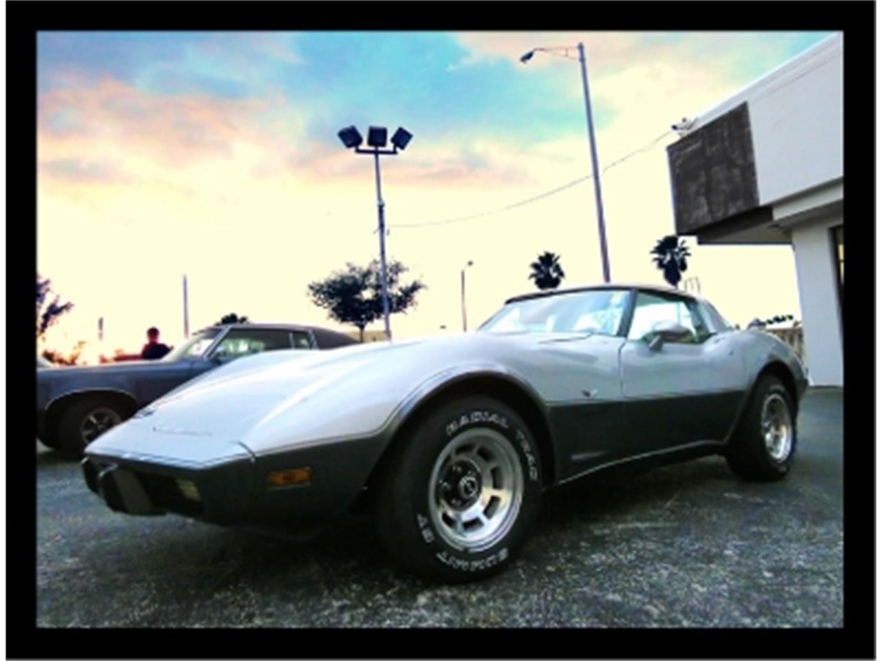 Large Picture of 1978 Chevrolet Corvette located in Florida - $16,500.00 - CRIE