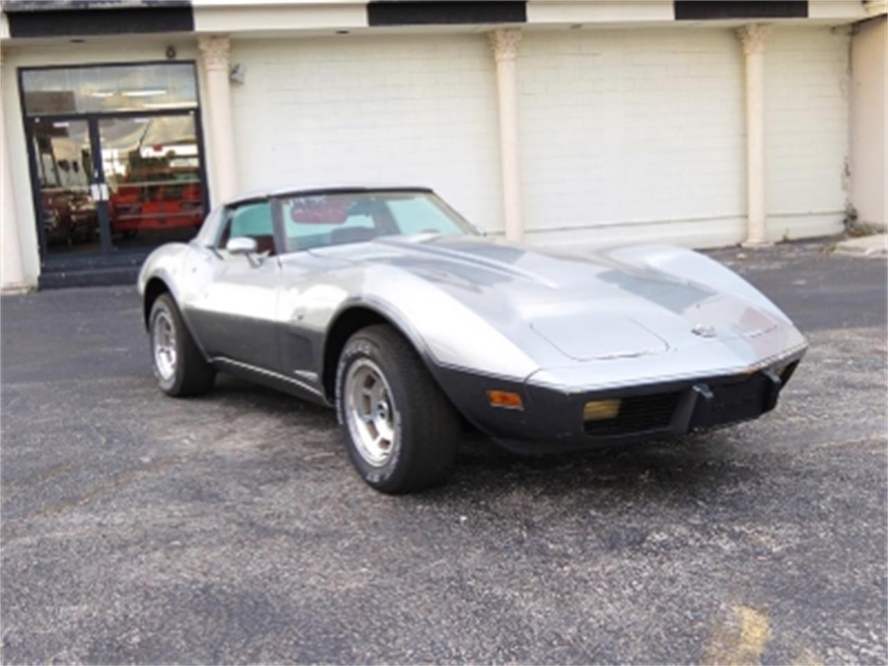 Large Picture of '78 Chevrolet Corvette located in Miami Florida - $16,500.00 Offered by Sobe Classics - CRIE