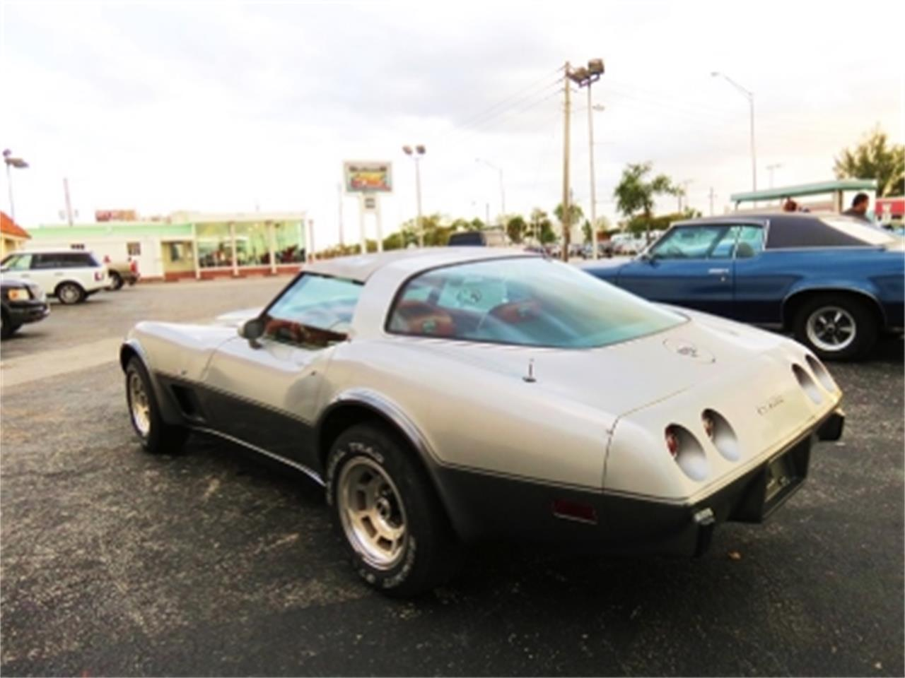Large Picture of '78 Chevrolet Corvette located in Florida - $16,500.00 Offered by Sobe Classics - CRIE