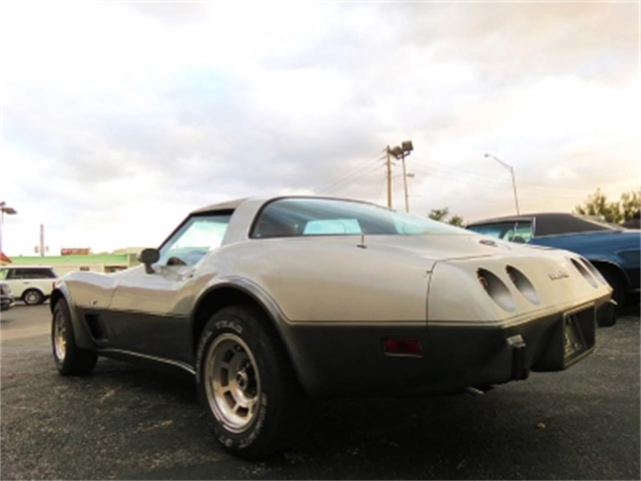 Large Picture of '78 Chevrolet Corvette Offered by Sobe Classics - CRIE