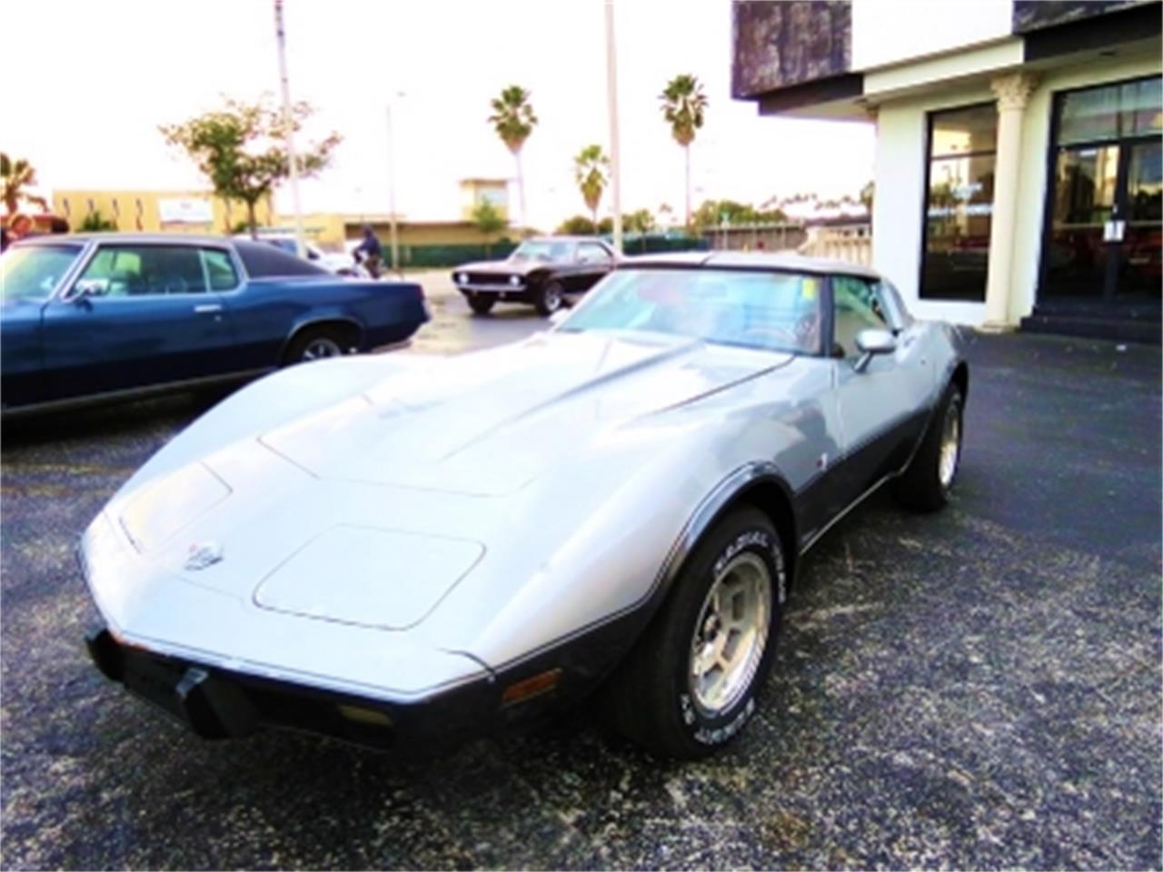 Large Picture of '78 Corvette located in Florida - $16,500.00 Offered by Sobe Classics - CRIE