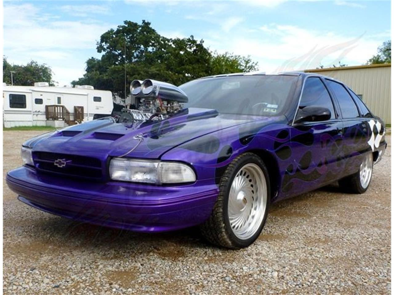 Large Picture of '91 Caprice - CNO9