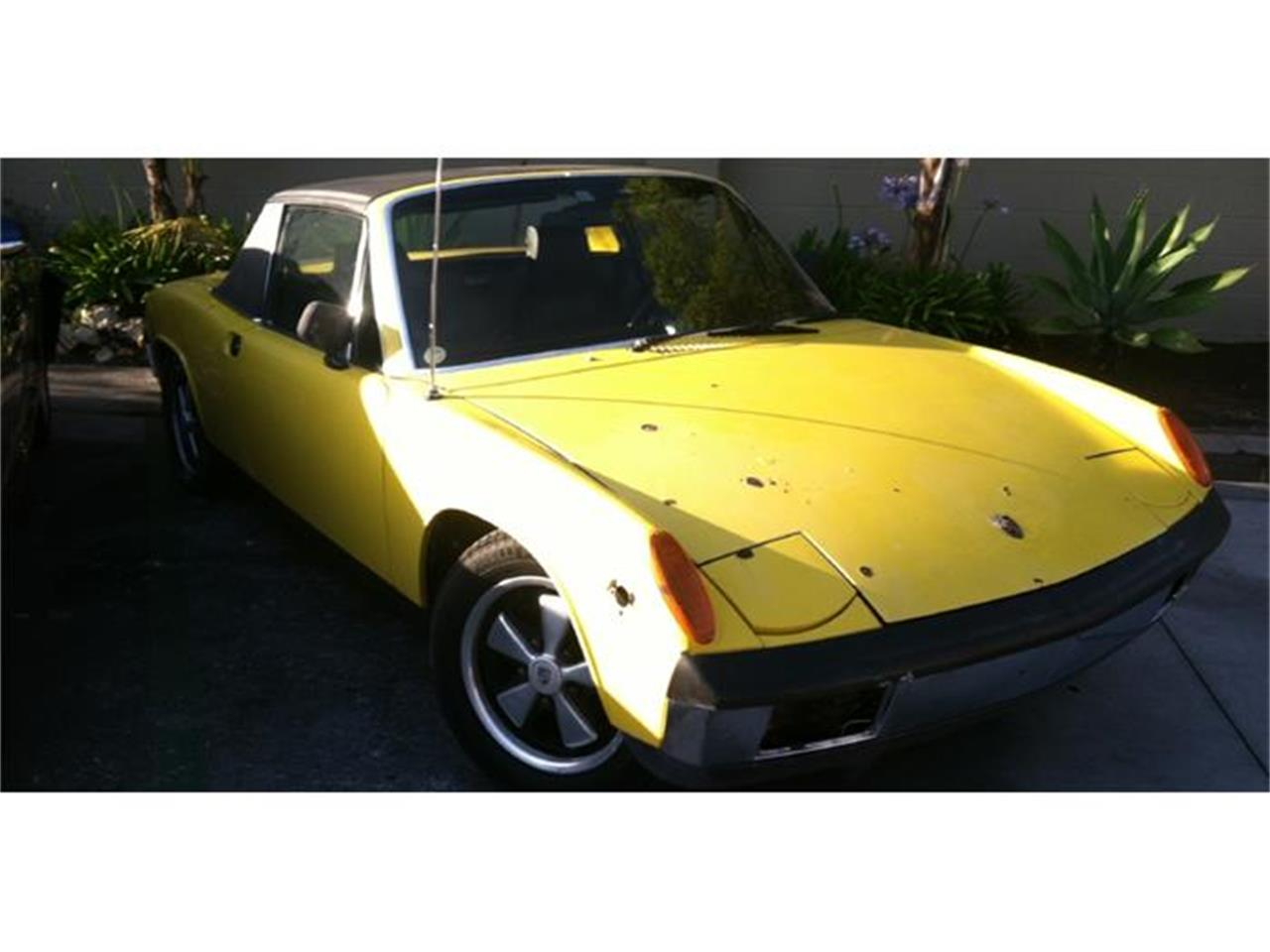 Large Picture of '70 914/6 - $85,000.00 Offered by Vintage Reserve Garage - CS4R
