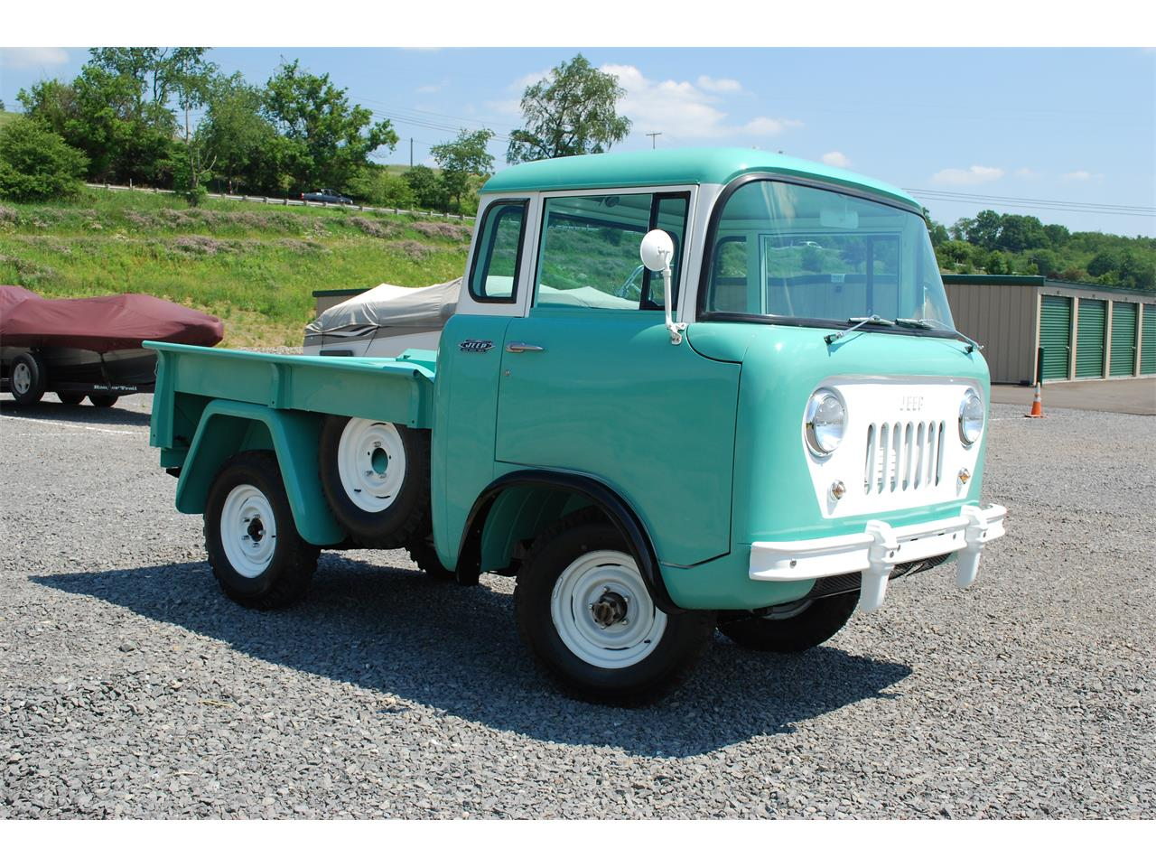 Large Picture of Classic '57 Jeep FC-150 - CSOK