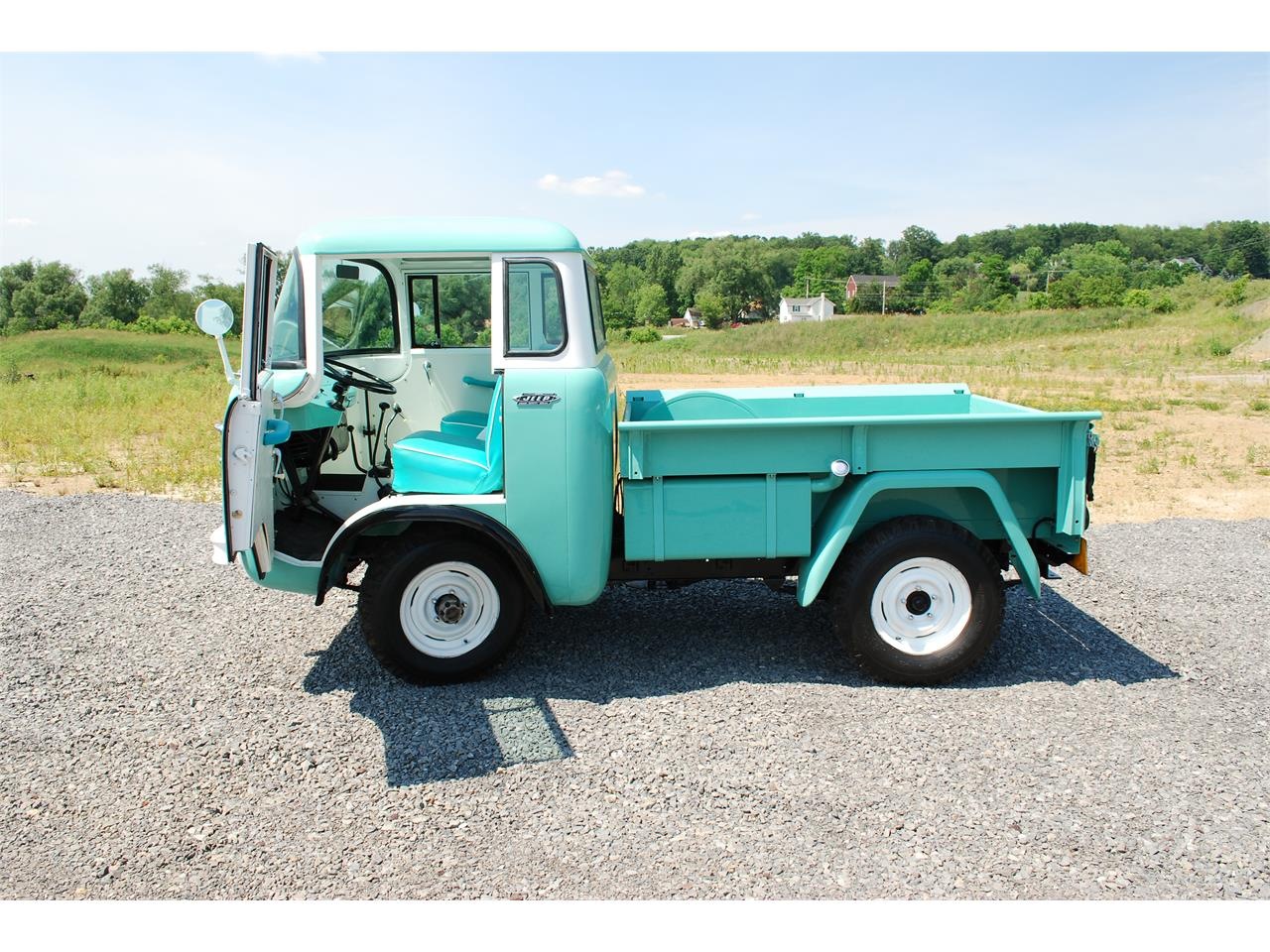 Large Picture of 1957 Jeep FC-150 - $44,000.00 - CSOK