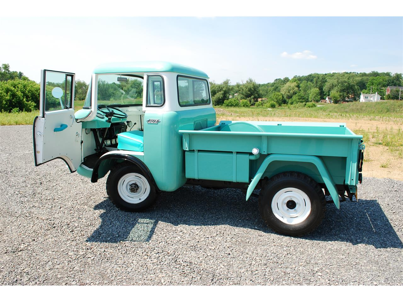 Large Picture of Classic '57 Jeep FC-150 - $44,000.00 - CSOK