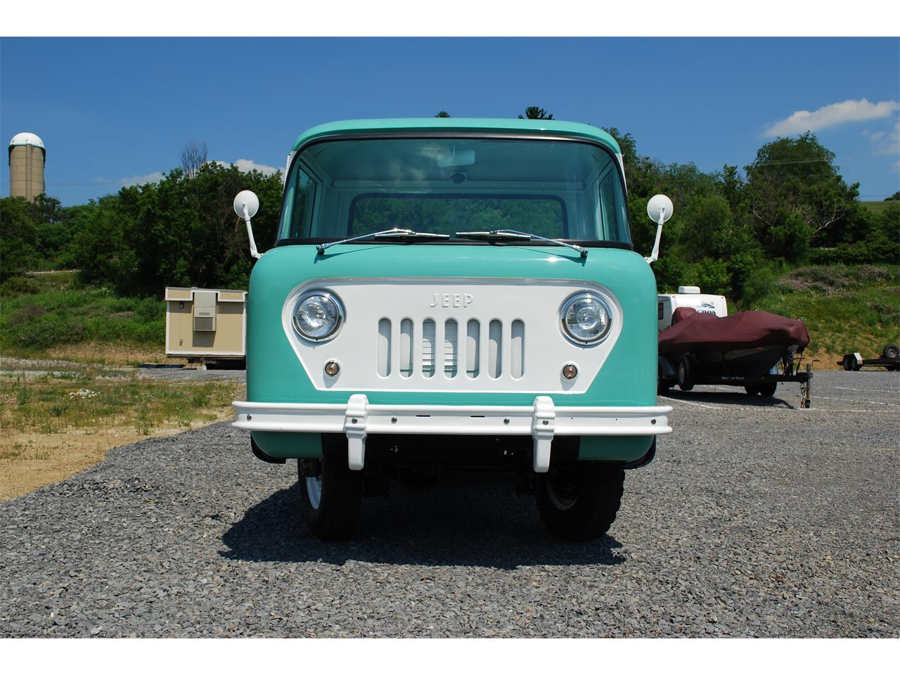 Large Picture of Classic 1957 FC-150 - $44,000.00 Offered by a Private Seller - CSOK