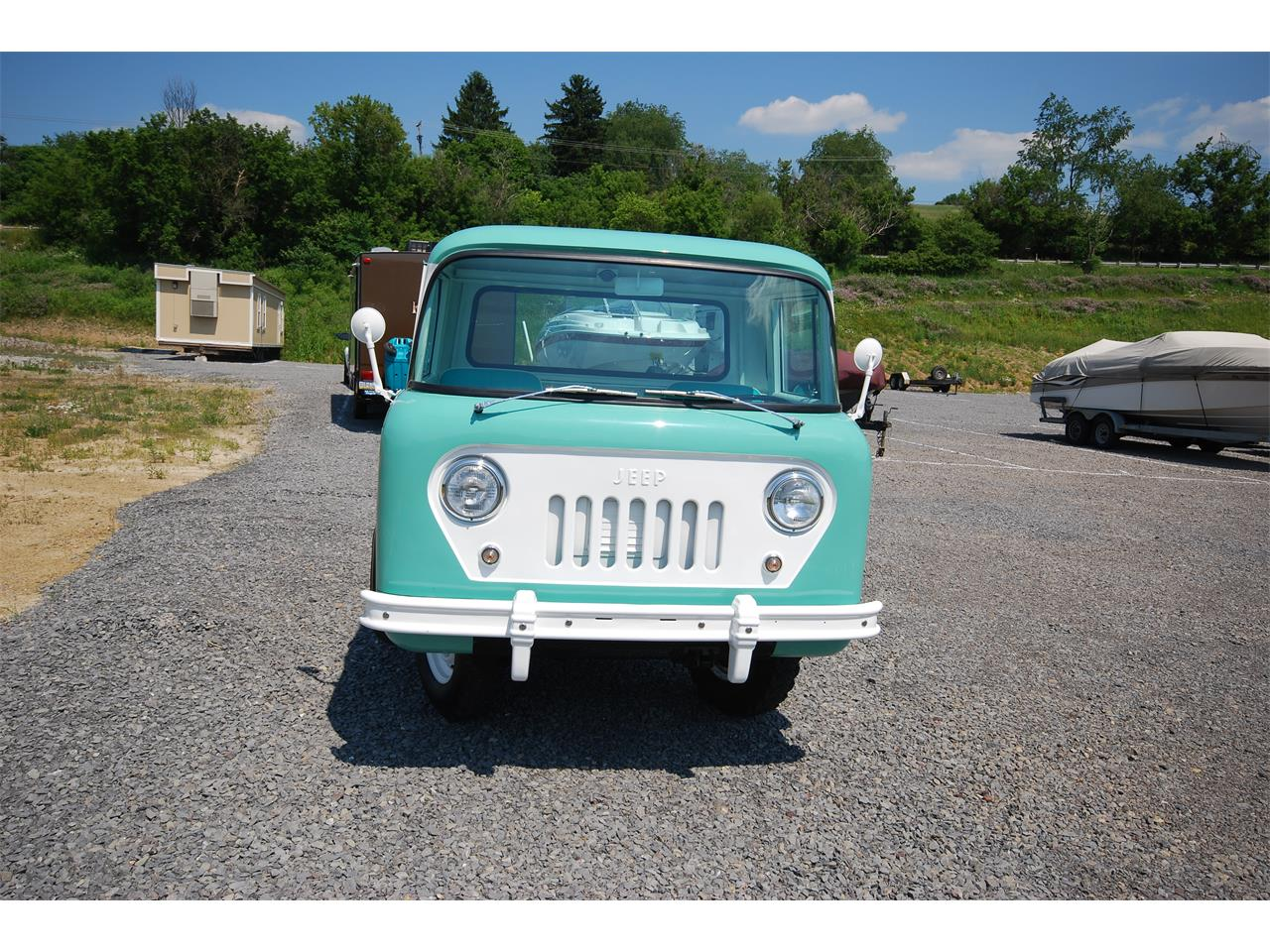 Large Picture of Classic 1957 Jeep FC-150 - $44,000.00 - CSOK