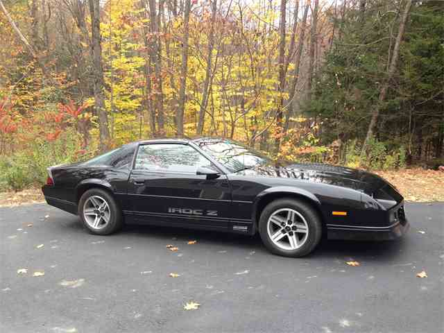 Picture of '86 Camaro IROC Z28 - CT4K