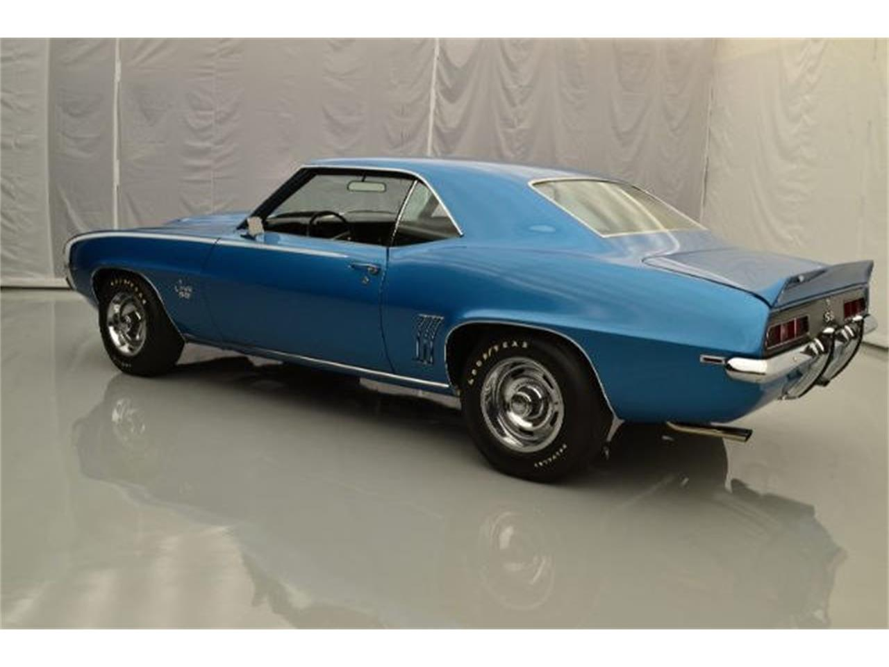 Large Picture of '69 Camaro - CTD2