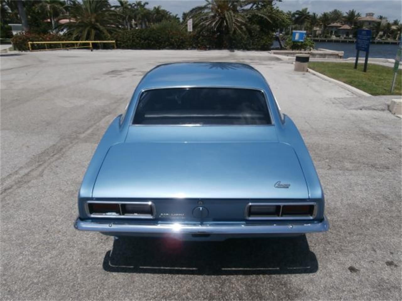 Large Picture of '68 Camaro - CTO6