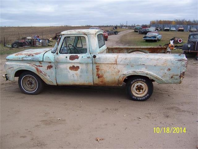 Picture of 1961 1/2 Ton Pickup located in Parkers Prairie Minnesota - CTZ7