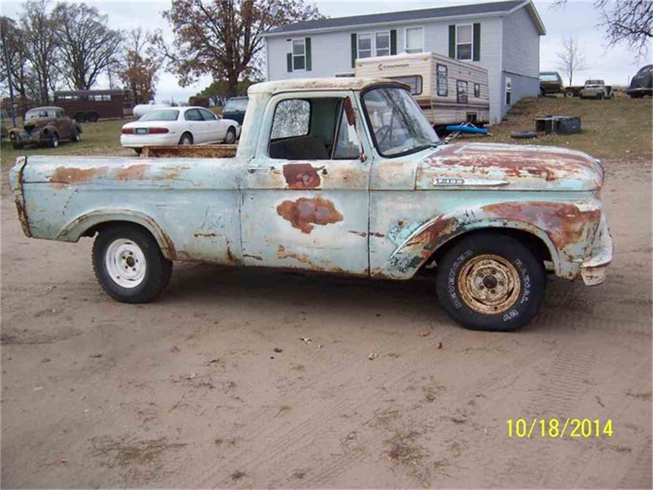 Large Picture of '61 1/2 Ton Pickup - CTZ7