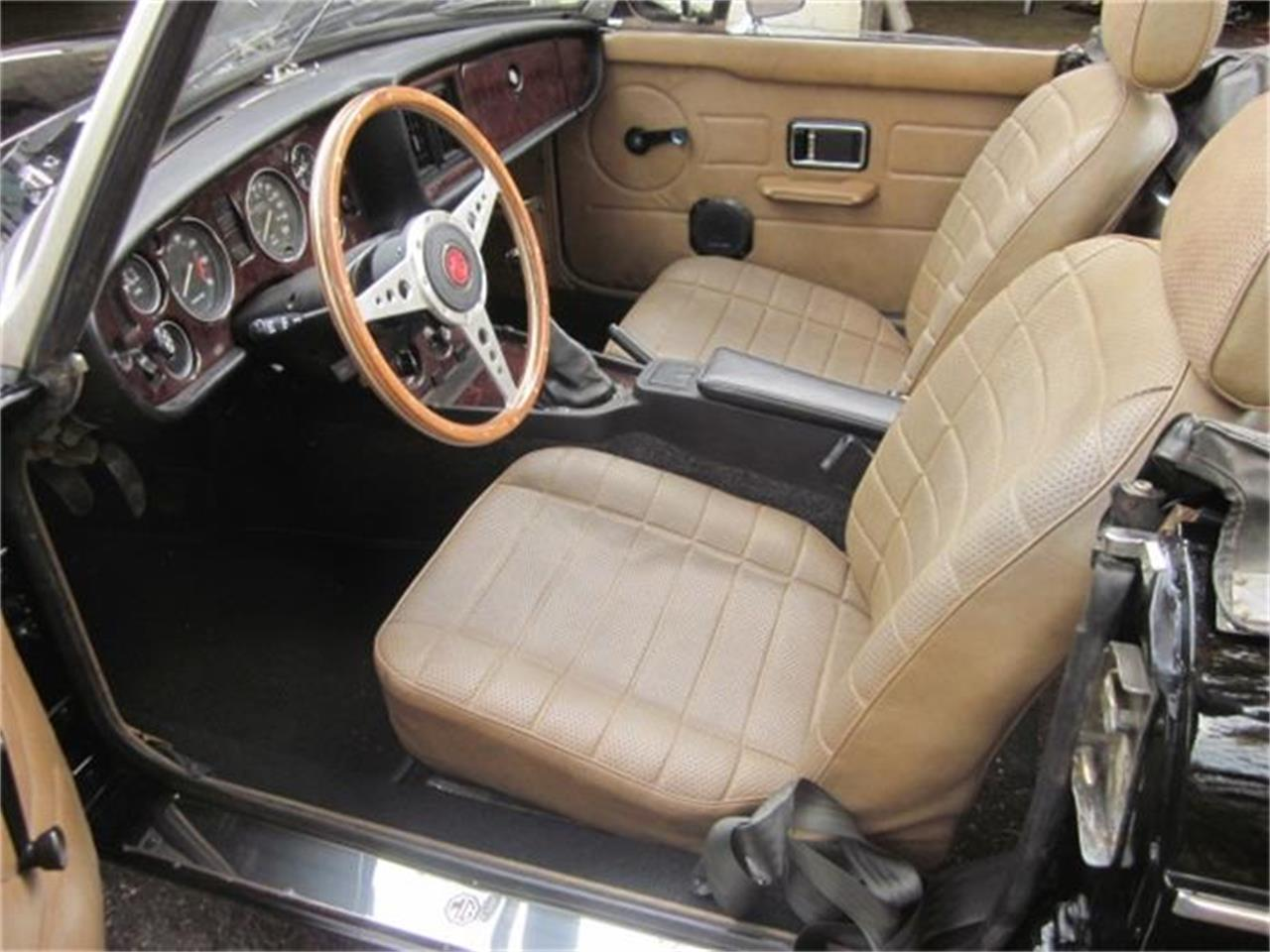Large Picture of '78 MGB - CU5G