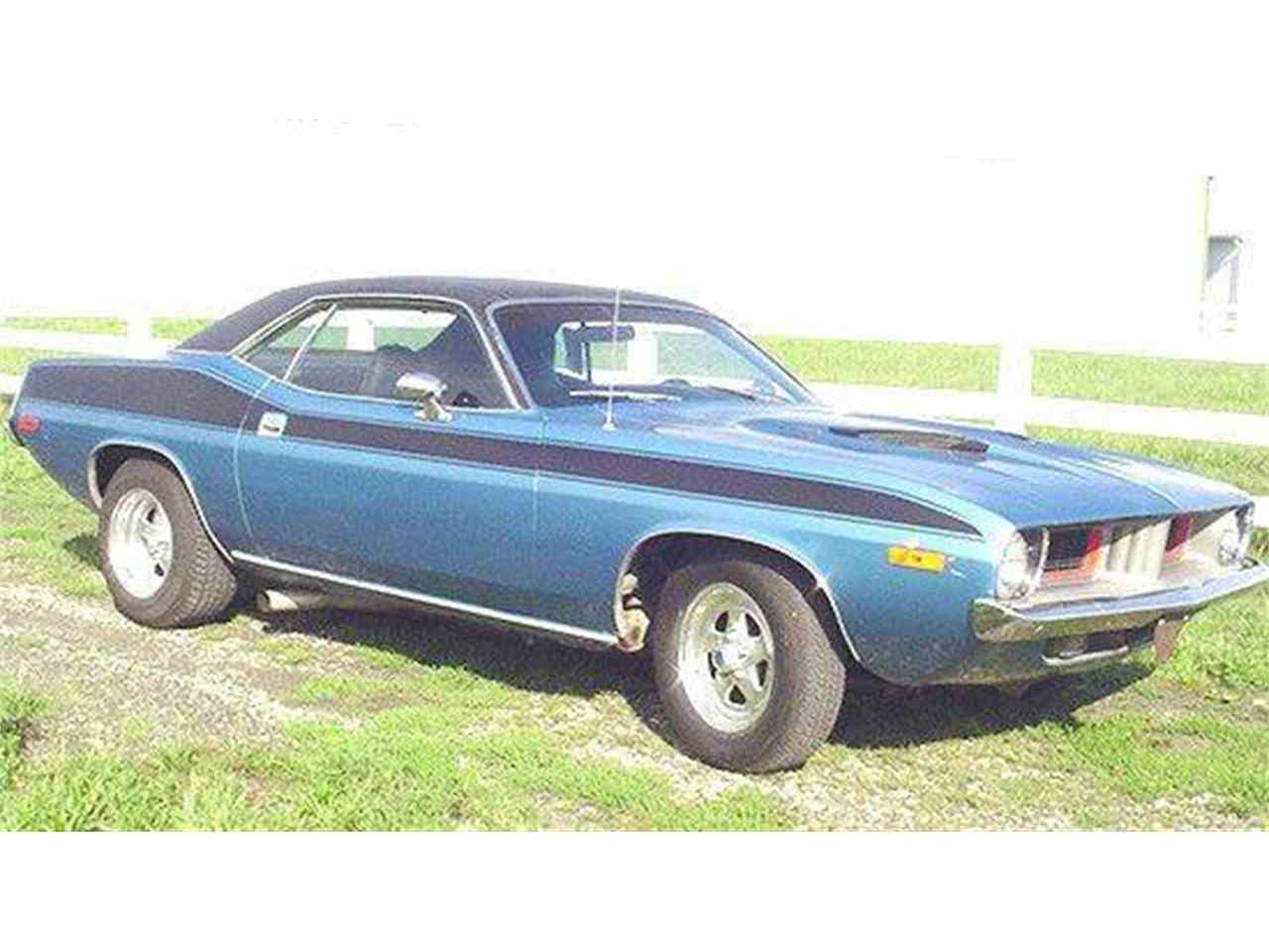 Large Picture of '74 Barracuda - CUBF
