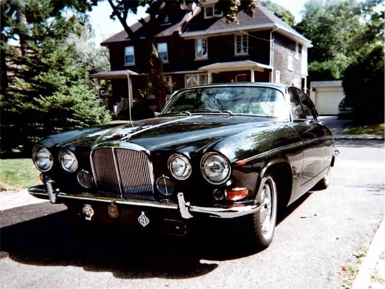 Large Picture of Classic '66 Jaguar Mark X - $20,000.00 Offered by a Private Seller - CUE9
