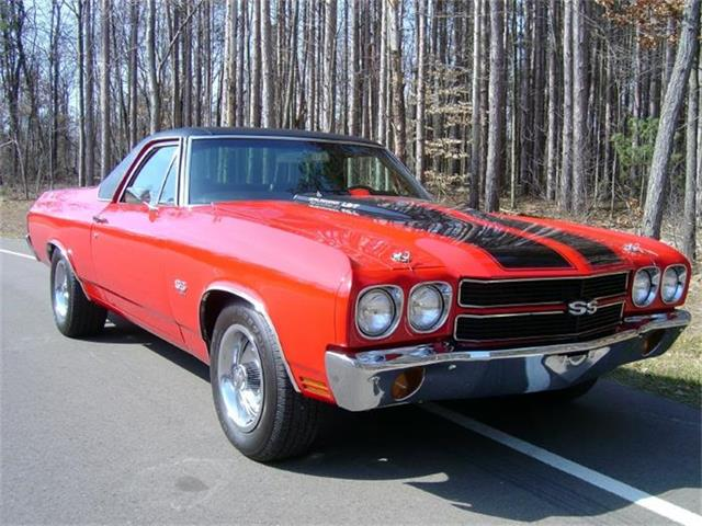 Picture of '70 El Camino SS located in Livonia Michigan - $35,000.00 Offered by  - CUPY