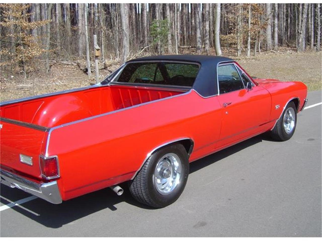 Large Picture of '70 El Camino SS - CUPY