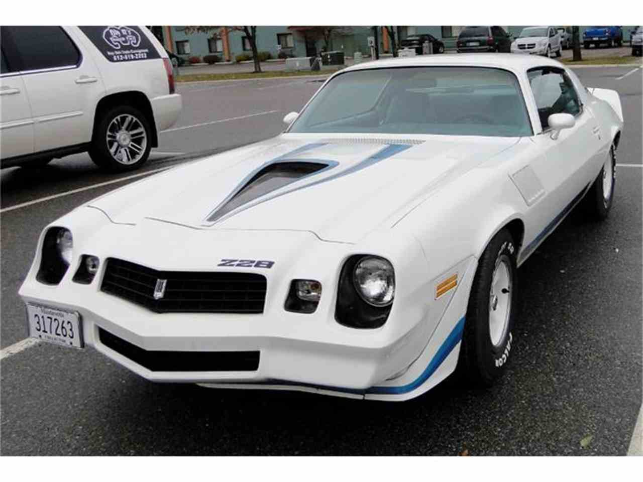 Large Picture of '79 Camaro Z28 - CUUO