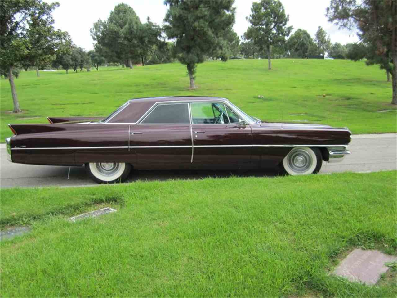 Large Picture of '63 Sedan DeVille - CUUZ