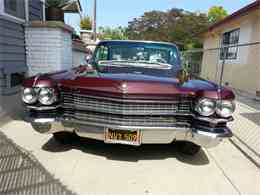 Picture of '63 Cadillac Sedan DeVille - $14,900.00 Offered by a Private Seller - CUUZ