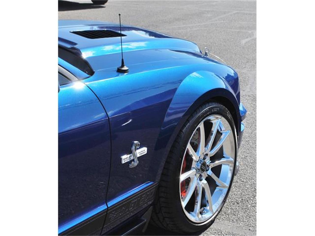 Large Picture of '08 GT500 - CUXI