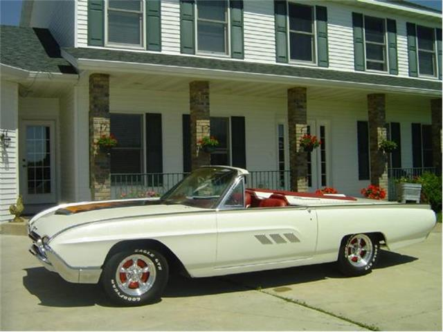 Picture of 1963 Ford Thunderbird located in Minnesota - 1DMU