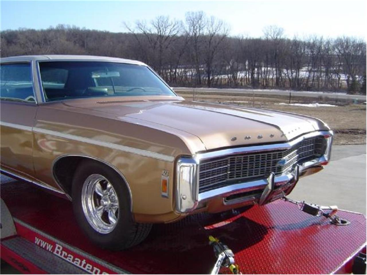 Large Picture of Classic '69 Caprice located in Rochester Minnesota - $29,999.00 Offered by Braaten's Auto Center - 1DN4