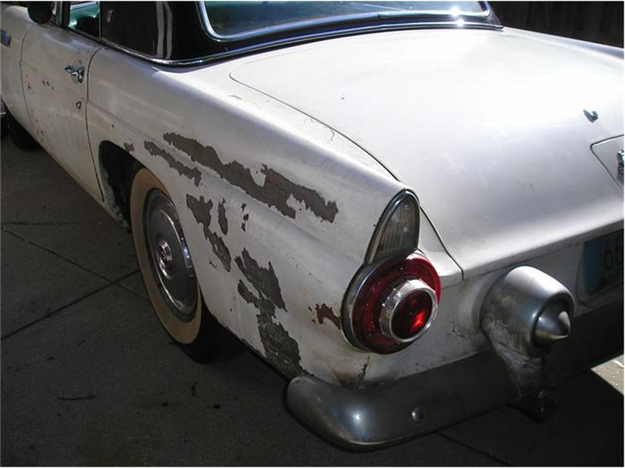 Large Picture of '55 Thunderbird Offered by a Private Seller - 1ENN