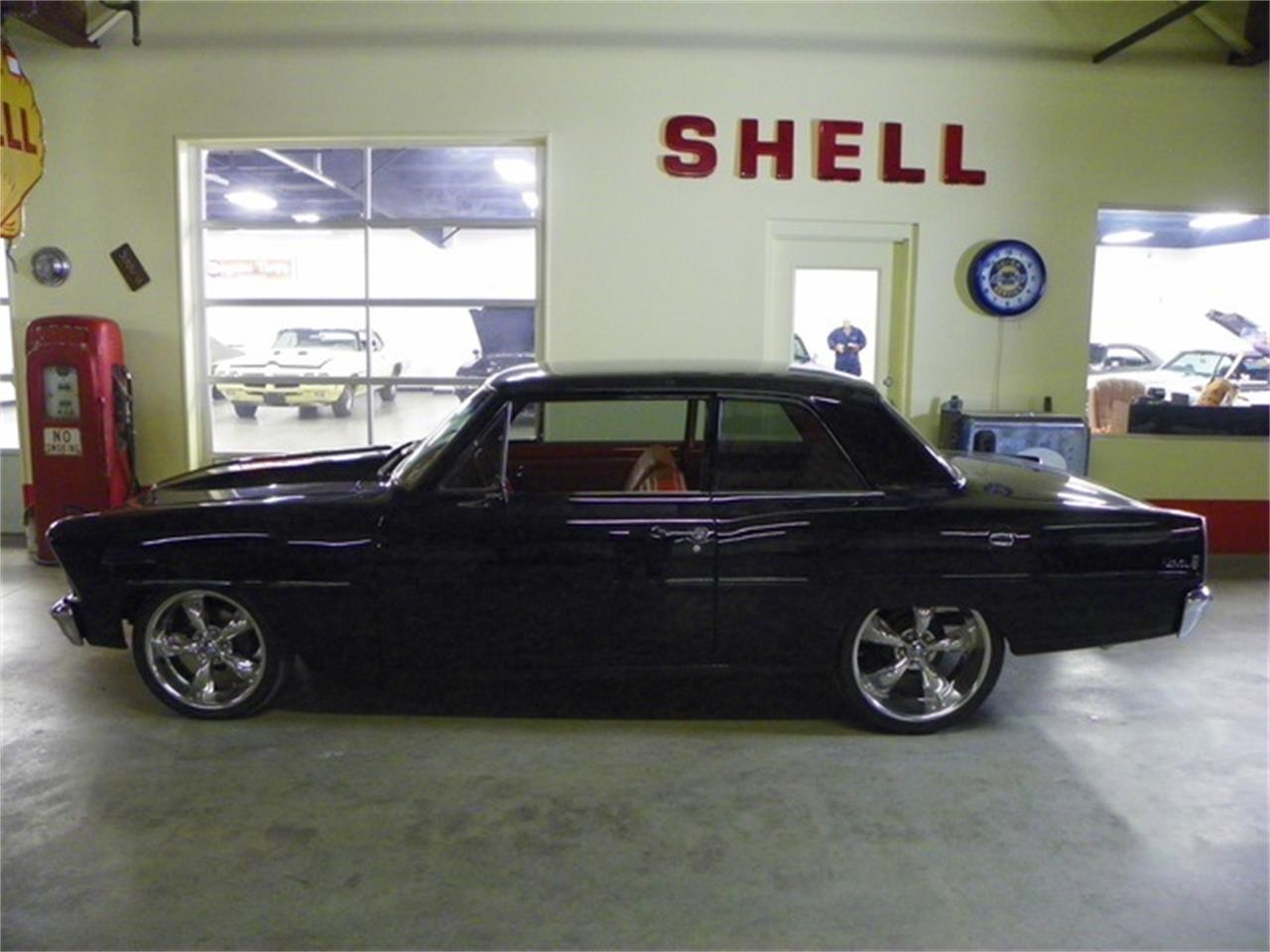 Large Picture of '67 Nova - CW9A
