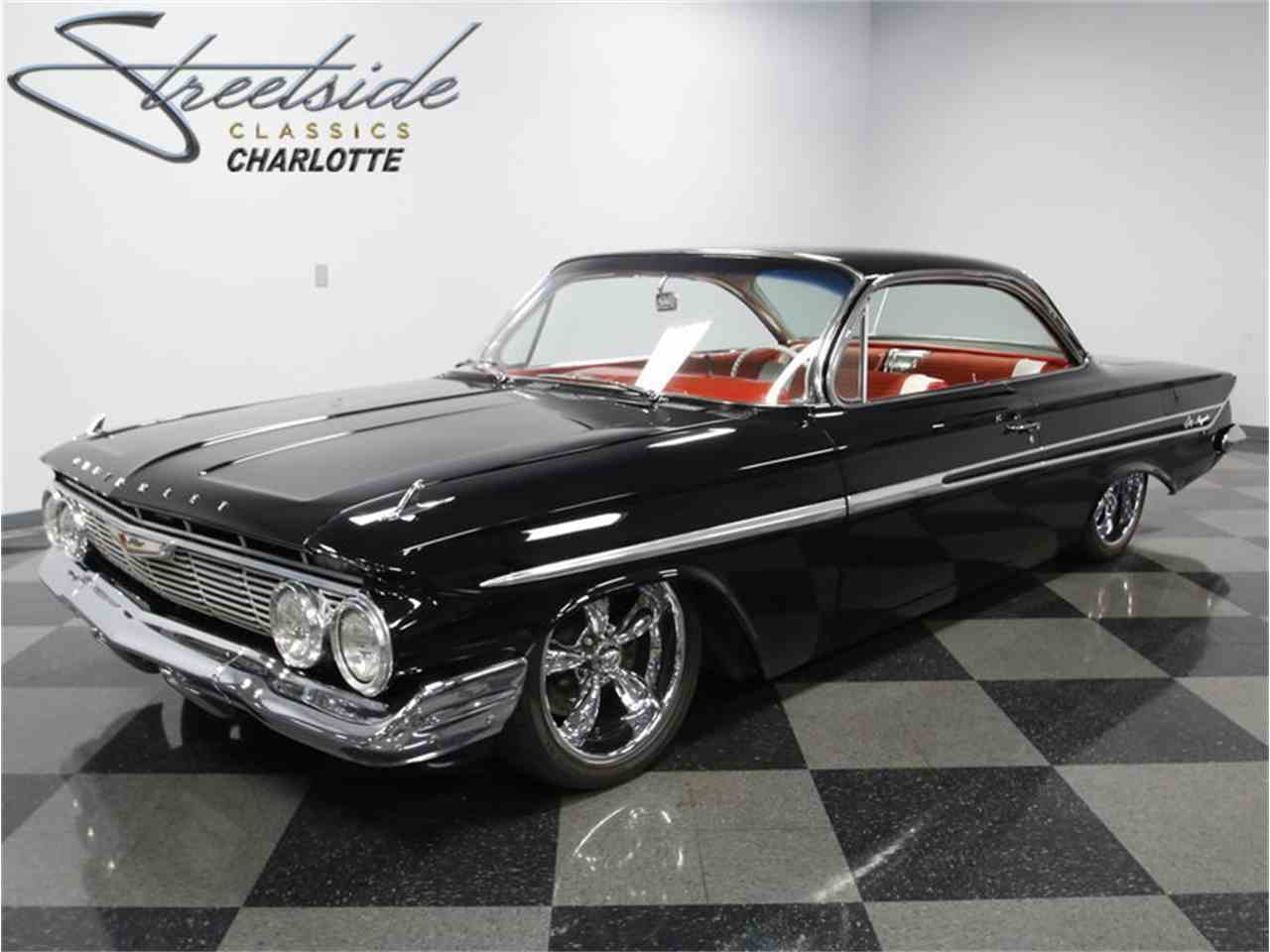 Large Picture of '61 Chevrolet Impala located in Concord North Carolina - CV5L
