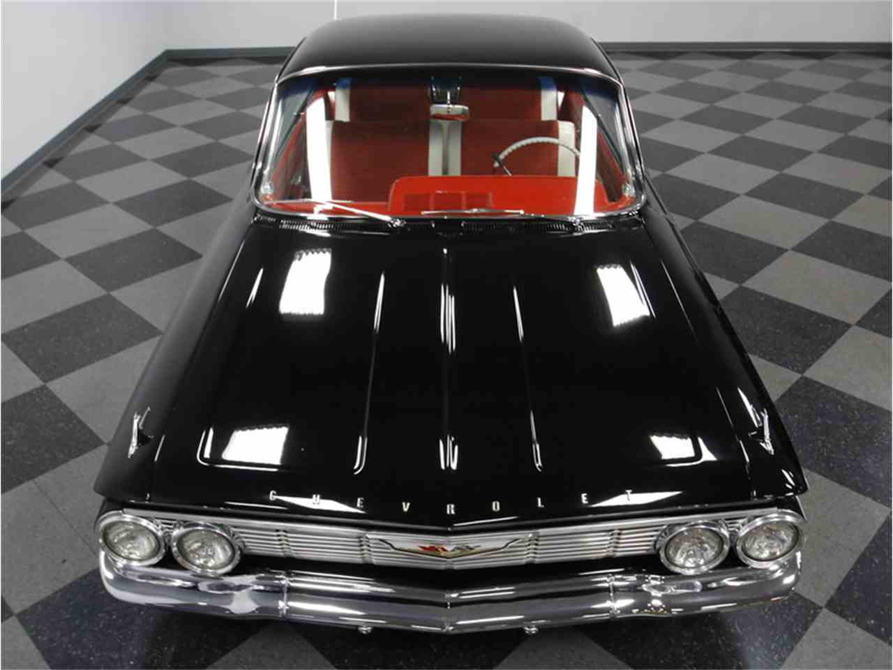 Large Picture of Classic 1961 Chevrolet Impala located in North Carolina - $59,995.00 - CV5L