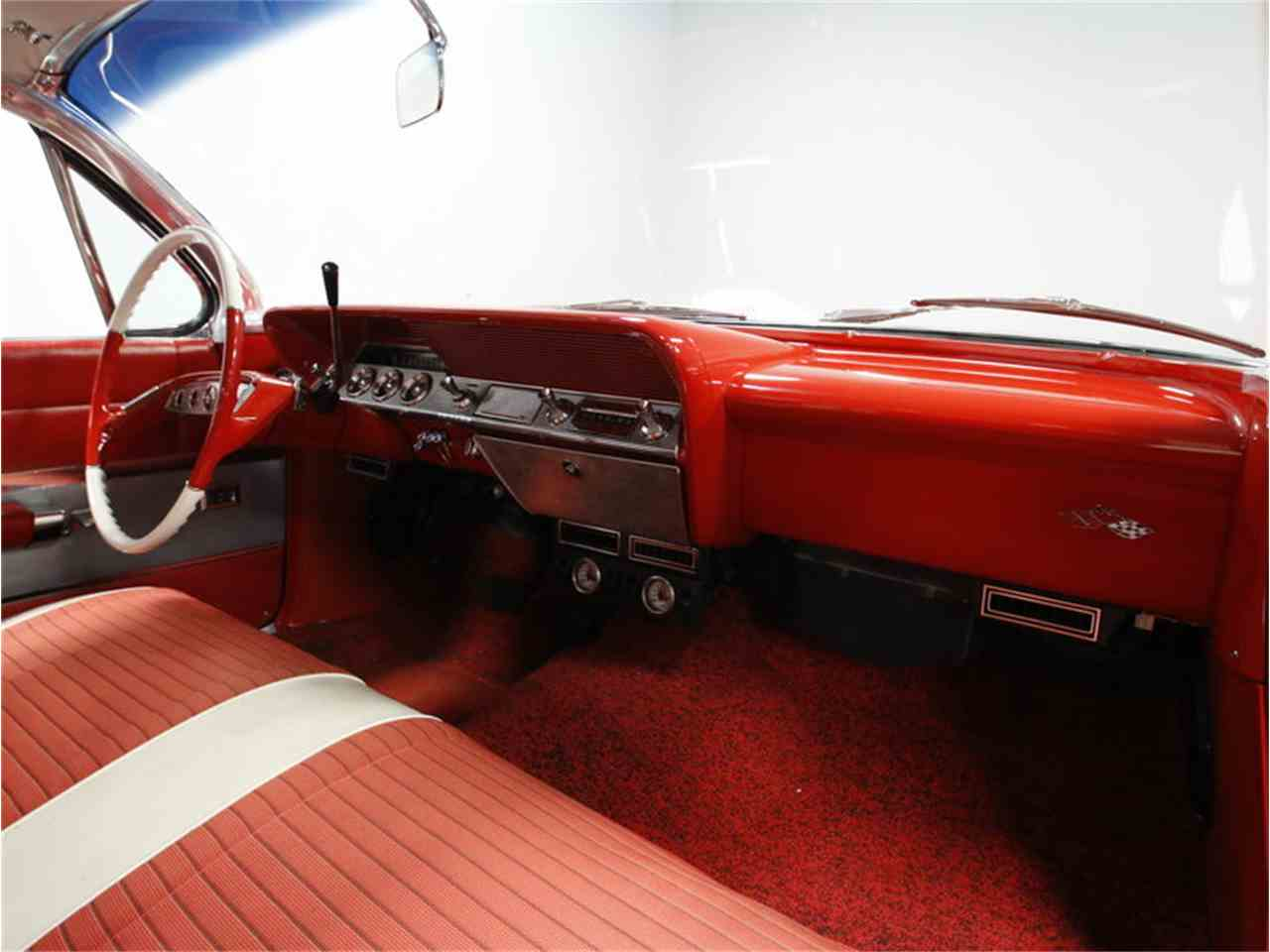 Large Picture of Classic 1961 Impala Offered by Streetside Classics - Charlotte - CV5L