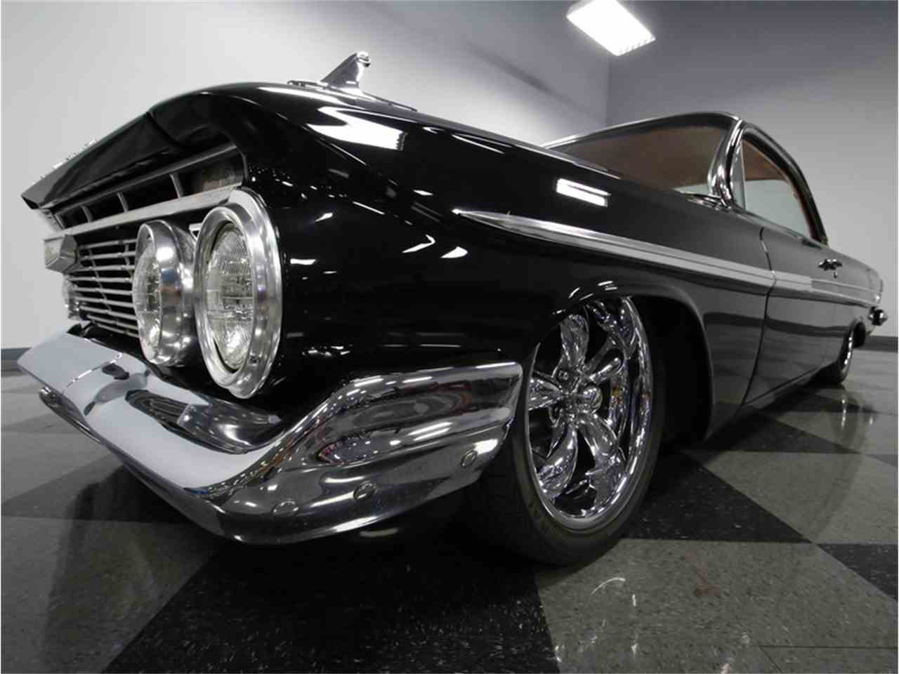 Large Picture of Classic '61 Chevrolet Impala - $59,995.00 Offered by Streetside Classics - Charlotte - CV5L