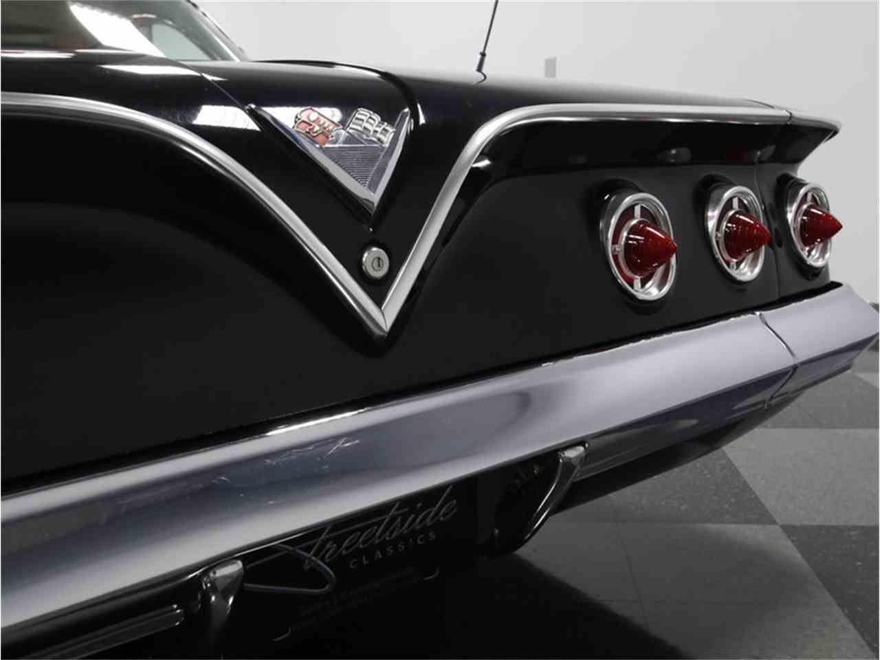 Large Picture of Classic '61 Impala located in Concord North Carolina Offered by Streetside Classics - Charlotte - CV5L