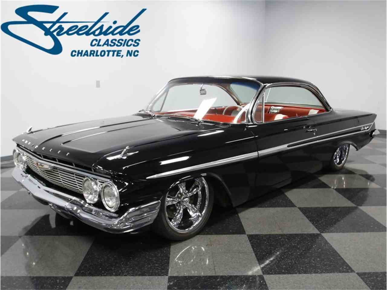 Large Picture of Classic 1961 Chevrolet Impala - CV5L