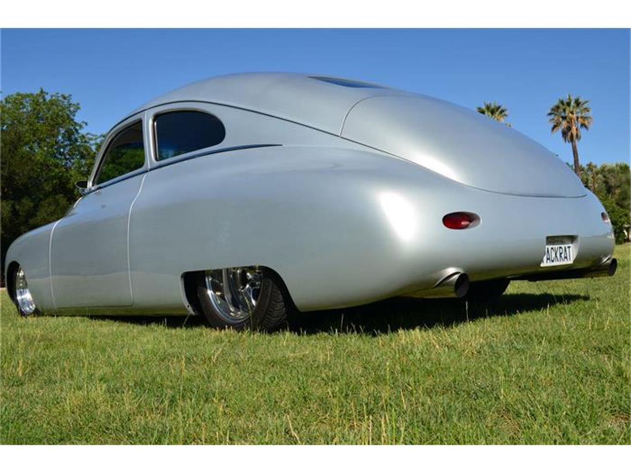 Large Picture of Classic '49 Packard Other located in Santa Ynez California - $79,500.00 Offered by Spoke Motors - CX0R