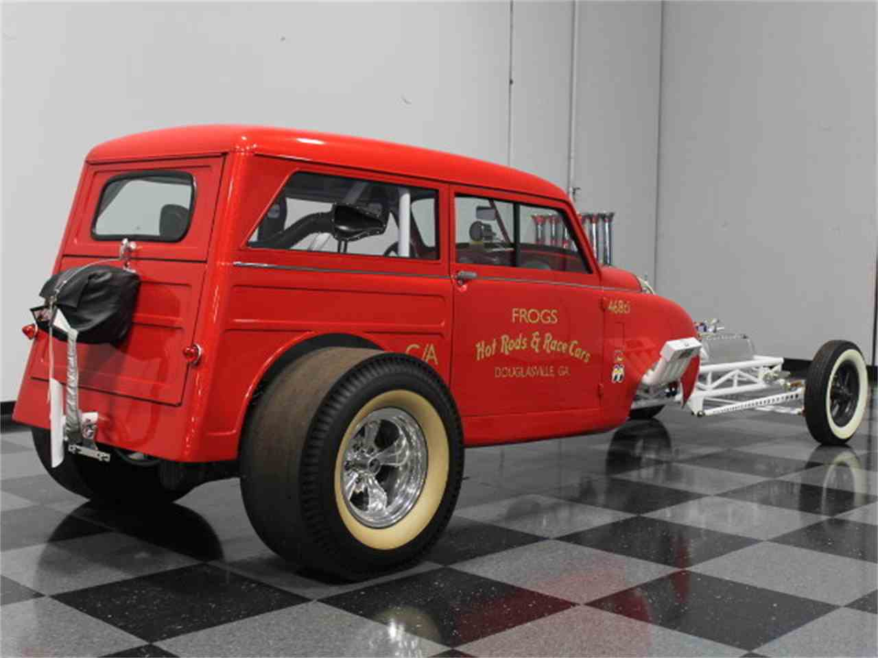 Large Picture of '48 Hot Rod C/A Altered - CV6T