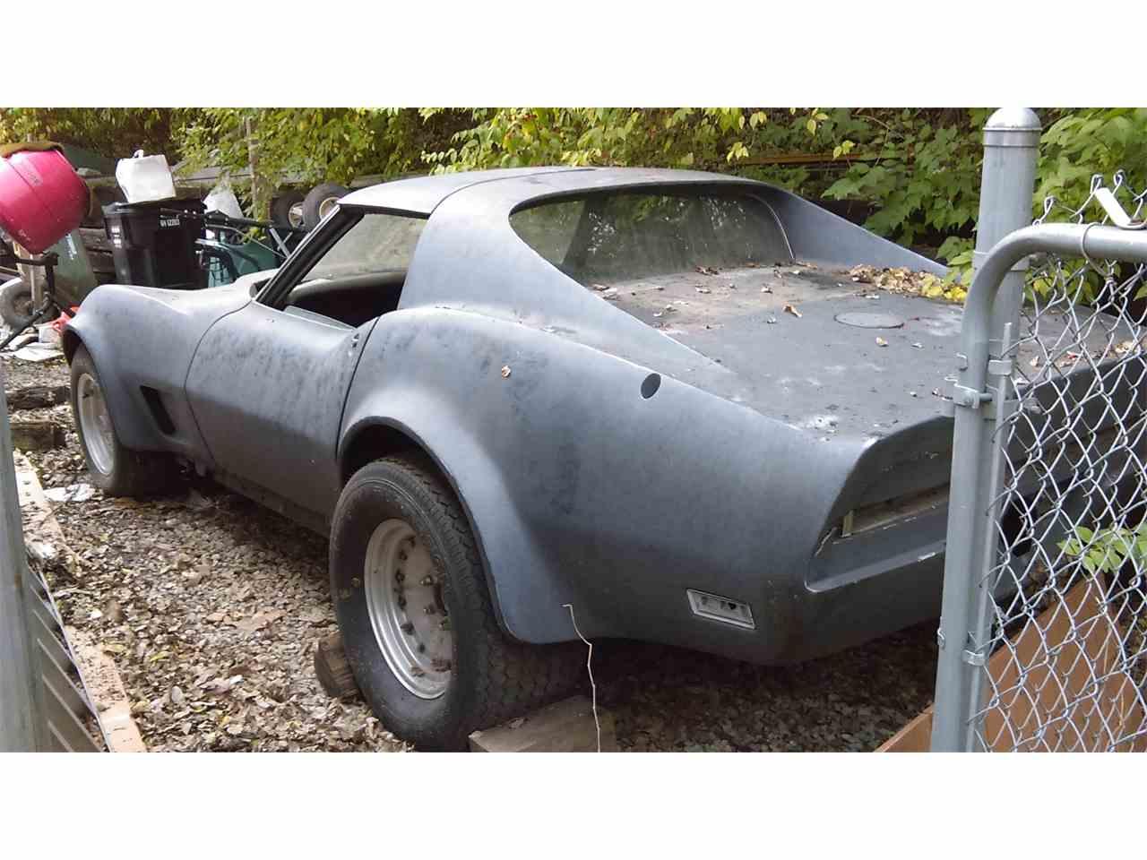Large Picture of '68 Corvette - CXH1