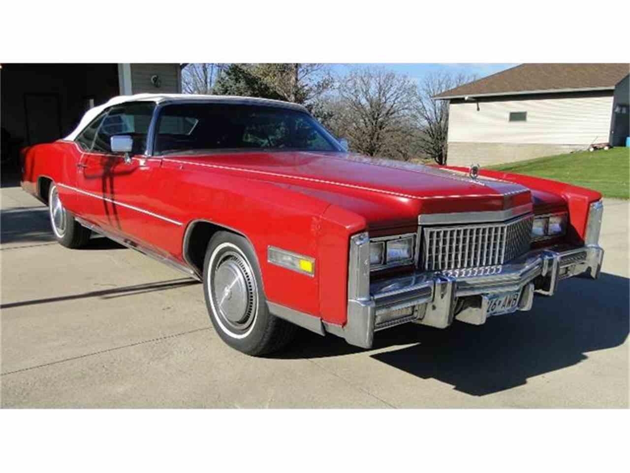 Large Picture of '75 Cadillac Eldorado - $9,500.00 - CXH4