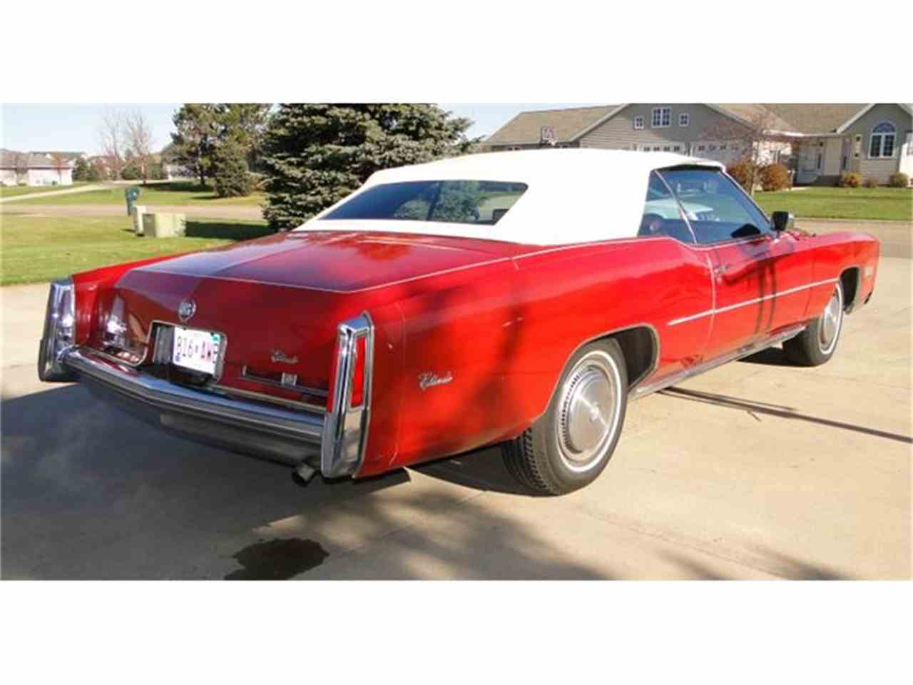 Large Picture of 1975 Eldorado Offered by Big R's Muscle Cars - CXH4