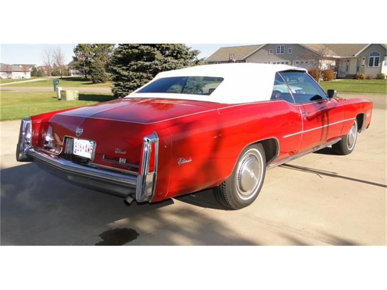 Large Picture of '75 Eldorado - CXH4